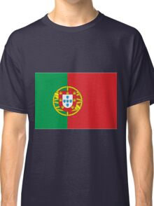 The Portugal Flag Classic T-Shirt