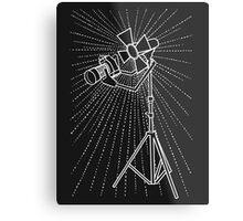 Photograph lighting  Metal Print