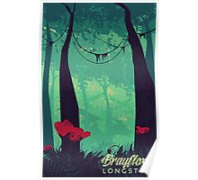 Brayflox's Longstop | FFXIV Poster