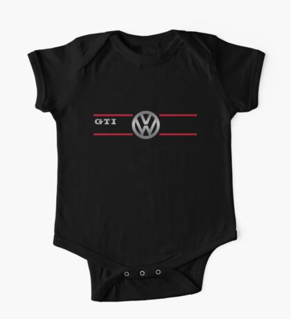 GTI black One Piece - Short Sleeve
