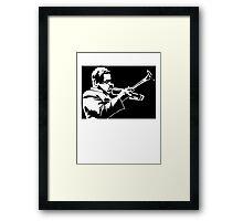 Dizzy Gillespie Framed Print