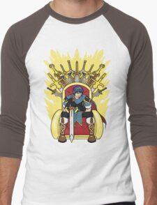 The Hero King Of Emblems Men's Baseball ¾ T-Shirt