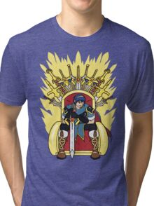 The Hero King Of Emblems Tri-blend T-Shirt