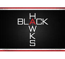 Black Hawks '26 Photographic Print