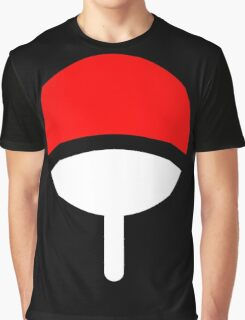 Uchiha Clan symbol Graphic T-Shirt