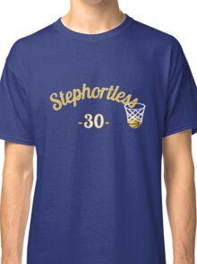 Stephortless - Steph Curry basketball t-shirt Classic T-Shirt