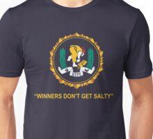 Winner's Don't Get Salty Unisex T-Shirt