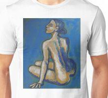 Soothing - Female Nude Unisex T-Shirt