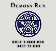 SuperWHO - Demons Run Unisex T-Shirt