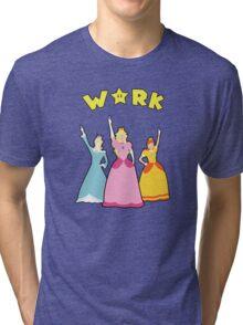 Super Hamilton Princesses Tri-blend T-Shirt