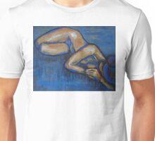 Nostalgic - Female Nude Unisex T-Shirt