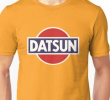 Datsun Classic Car Logo Unisex T-Shirt