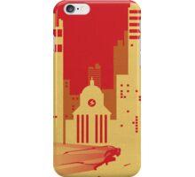 Central Sky iPhone Case/Skin
