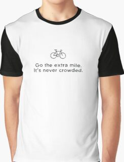 Go the Extra Mile  Graphic T-Shirt