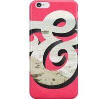 Amper Sand iPhone Case/Skin