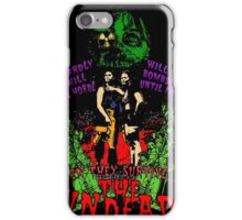 Tick and Tock vs. the Undead iPhone Case/Skin