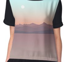 Yellowstone Chiffon Top