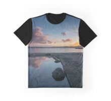 Pedro Dreams of Sunsets Graphic T-Shirt