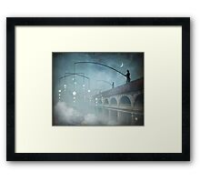 Nightmakers Framed Print