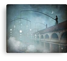 Nightmakers Canvas Print