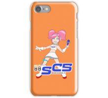 Space Patrol Ulala iPhone Case/Skin
