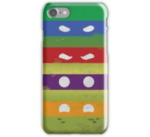 Turtle Eyes iPhone Case/Skin
