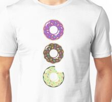Heaven ( Better Known as Multiple Donuts ) Unisex T-Shirt