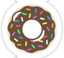 Heaven ( Better Known as Multiple Donuts ) Sticker