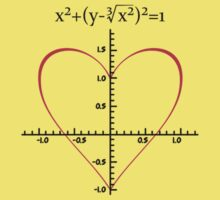 The Love Formula Kids Tee