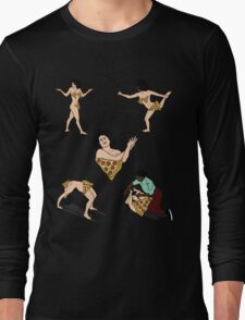BROAD CITY. Ilana art model Long Sleeve T-Shirt