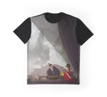 Tea time in Tang dynasty Graphic T-Shirt