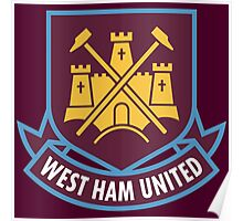 West Ham United F.C. Poster