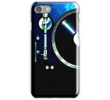 TURNTABLE_ RIGHT iPhone Case/Skin