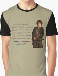 Outlander/Jamie is... Graphic T-Shirt