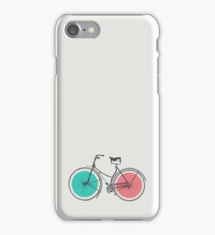 3D Bike iPhone Case/Skin