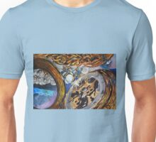 Vanitastic- watches, diamonds and pearls reflected in mirror Unisex T-Shirt