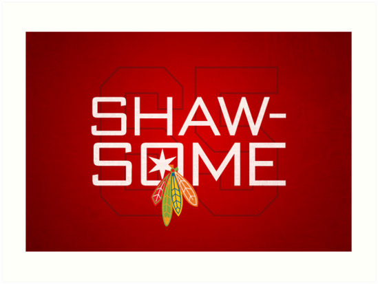 Shaw-Some by fohkat