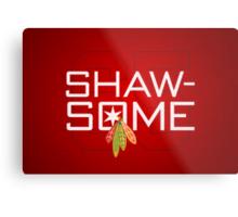 Shaw-Some Metal Print