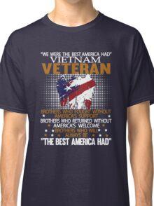 Veteran shirt Classic T-Shirt