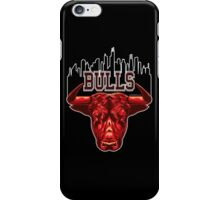 Wind City Bulls iPhone Case/Skin