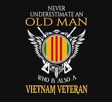 Old Man - Vietnam Veteran Tshirt Unisex T-Shirt