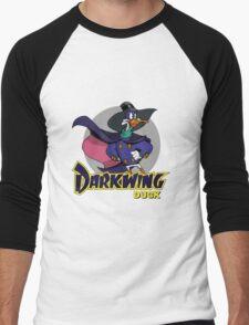 Darkwing Duck Men's Baseball ¾ T-Shirt