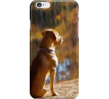 Beau's Waiting iPhone Case/Skin