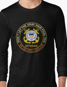 Veteran Tshirt Long Sleeve T-Shirt