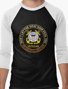Veteran Tshirt Men's Baseball ¾ T-Shirt
