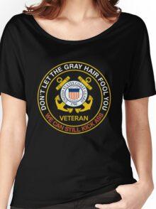 Veteran Tshirt Women's Relaxed Fit T-Shirt