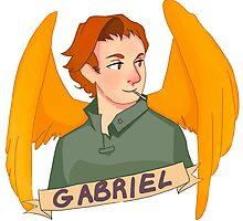 Gabriel by fandayo