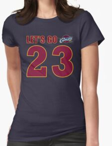 Go 23 Womens Fitted T-Shirt