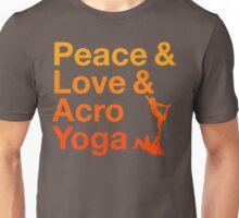 P&L&A.Y. (orange) Unisex T-Shirt