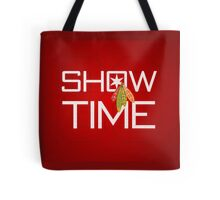 Show Time Tote Bag